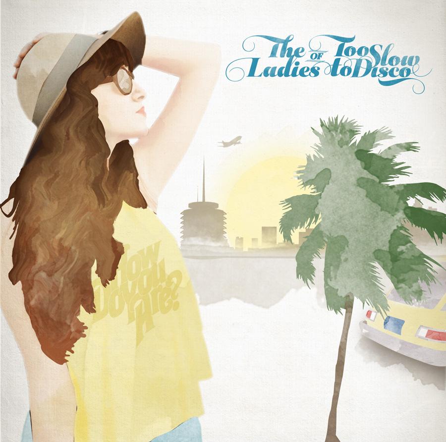 Cover zu Ladies of TSTD